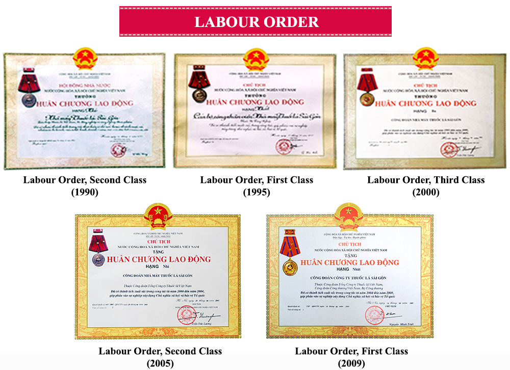 Labour Order